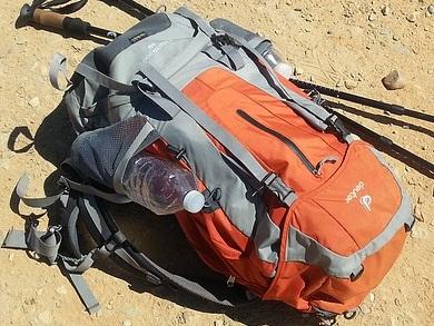 Burning Man Backpack