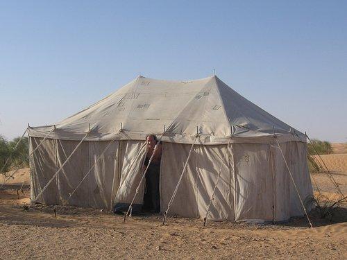 The Best Tent for Black Rock Desert — Dusty Depot