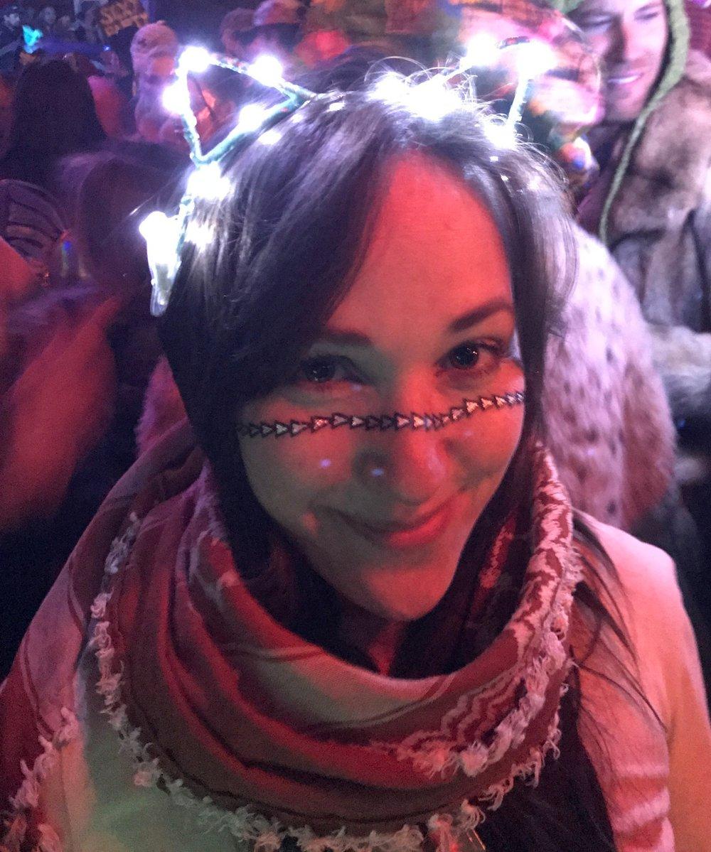 Lights for Burning Man