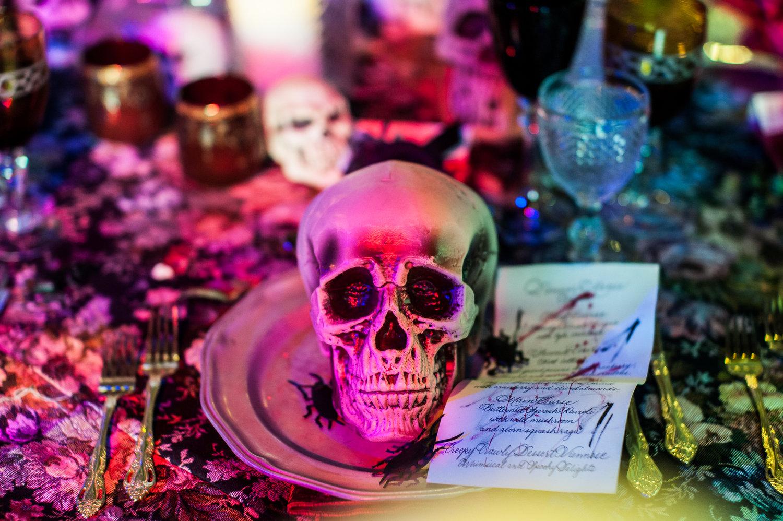 A Spooky Halloween Party with David Tutera — Terri Diamond Photography