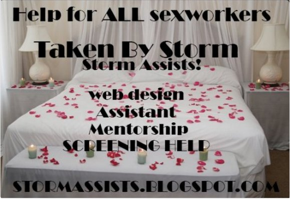 Taken By Storm Web Design For Escorts