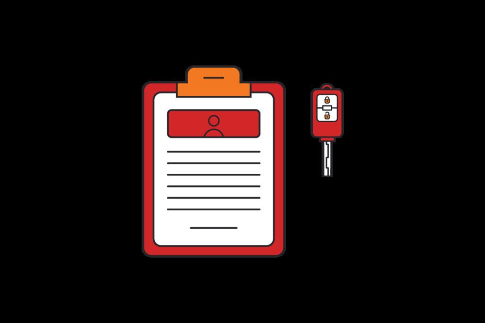 Revisamos tu papelería - Nos aseguramos que tengas la papelería e información necesaria para aprobar tu préstamo.