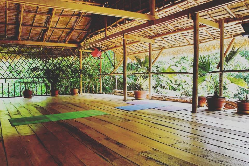 Banteay Srey Project, Kampot, Cambodia - Where I had the chance to teach for 1 month in October 2016  This beautiful spa & studio has been designed by an amazing Canadian lady as a safe place for Cambodian women to work & develop their skills for a better future. This beautiful yoga studio and spa also accepts International Teachers in exchange for food and accommodation. Here is the link for further details  http://banteaysreyproject.org   Thanks to  https://yogatrade.com  website that connects studio/spa owners and teachers around the globe.