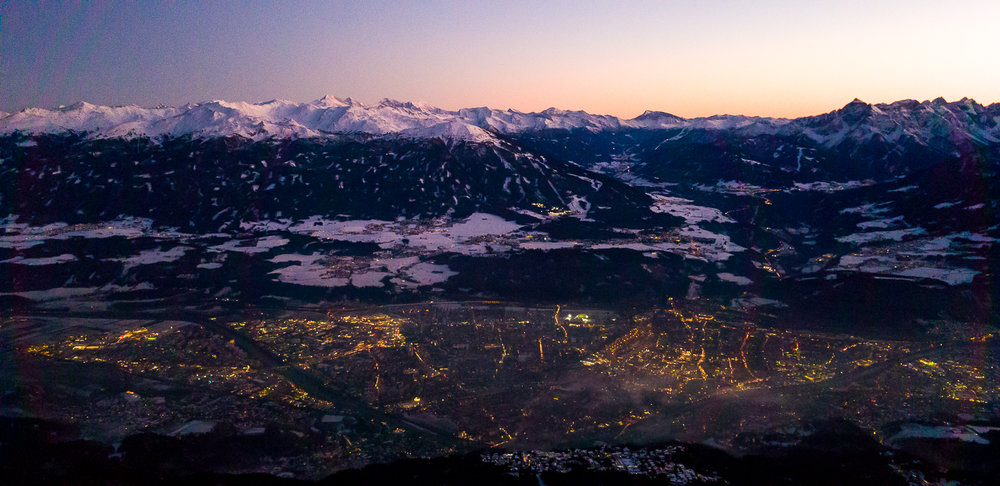 Innsbruck, Austria - Captured in Pro Mode in RAW at F/1.7 | 1/30 Sec | ISO 160