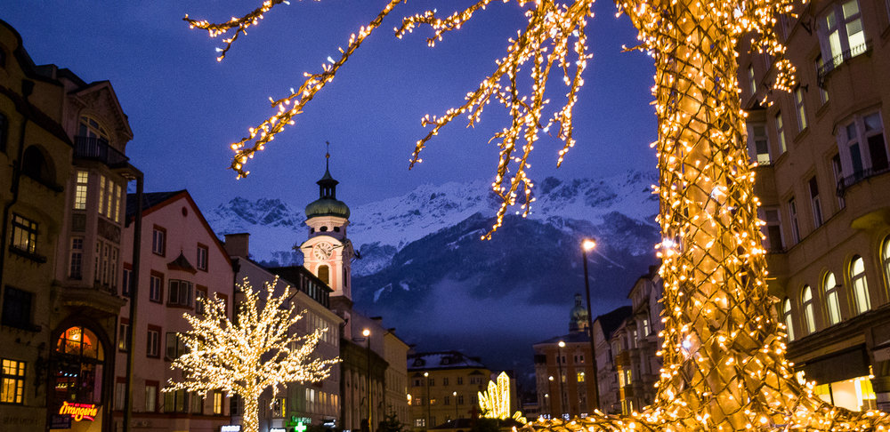 Innsbruck City, Austria - Captured in Pro Mode in RAW at F/1.7 | 1/20 Sec | ISO 125