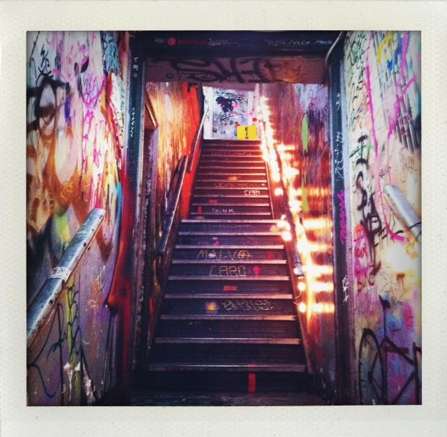 Stairway, New York