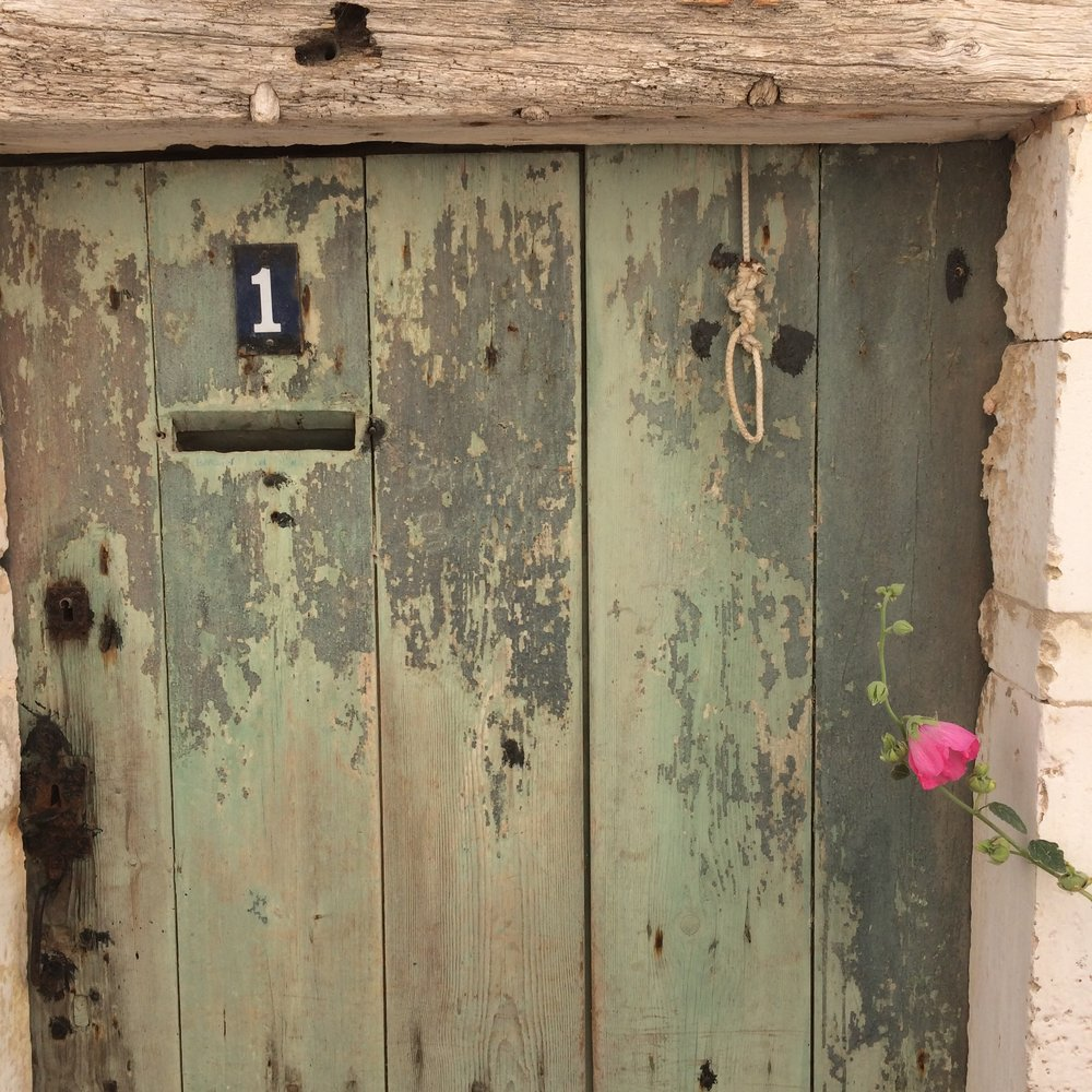 Doorway No. 1, France
