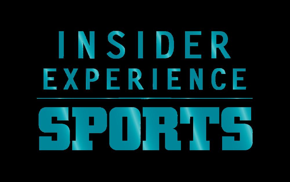 Insider Experience Sports Logo