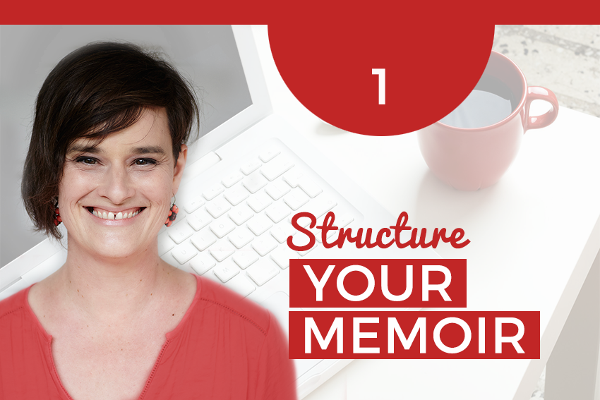 Structure Your Memoir Online course | How to structure your memoir