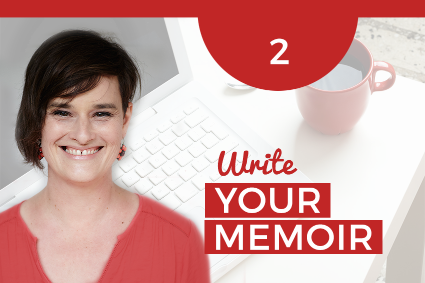 Write Your Memoir online course | how to write my memoir