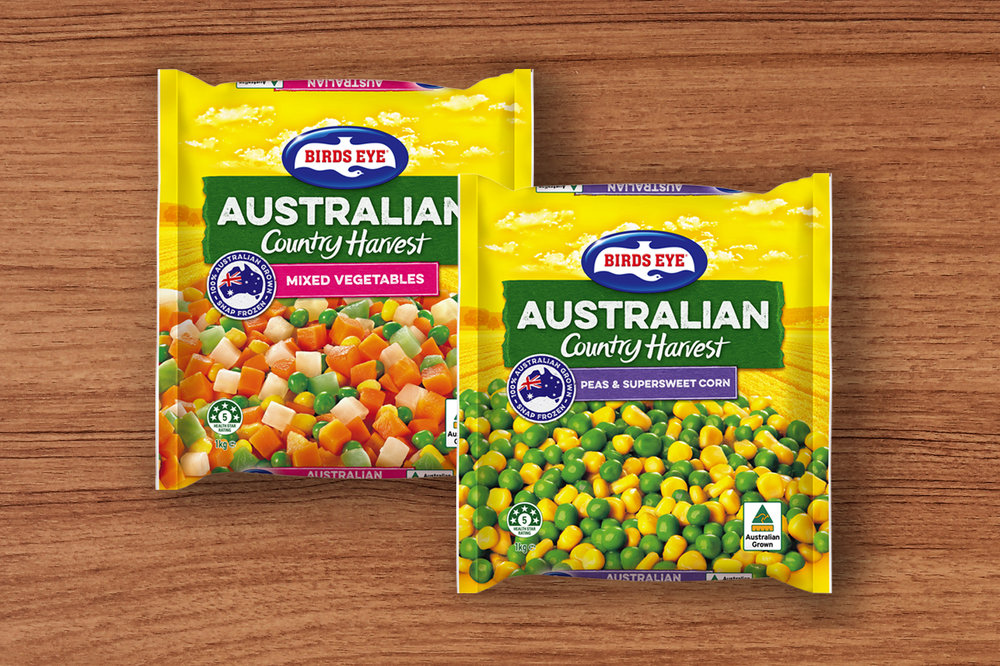 Task by Kirk delivers packaging design and print services to Simplot Australia for high quality food packaging and printing.