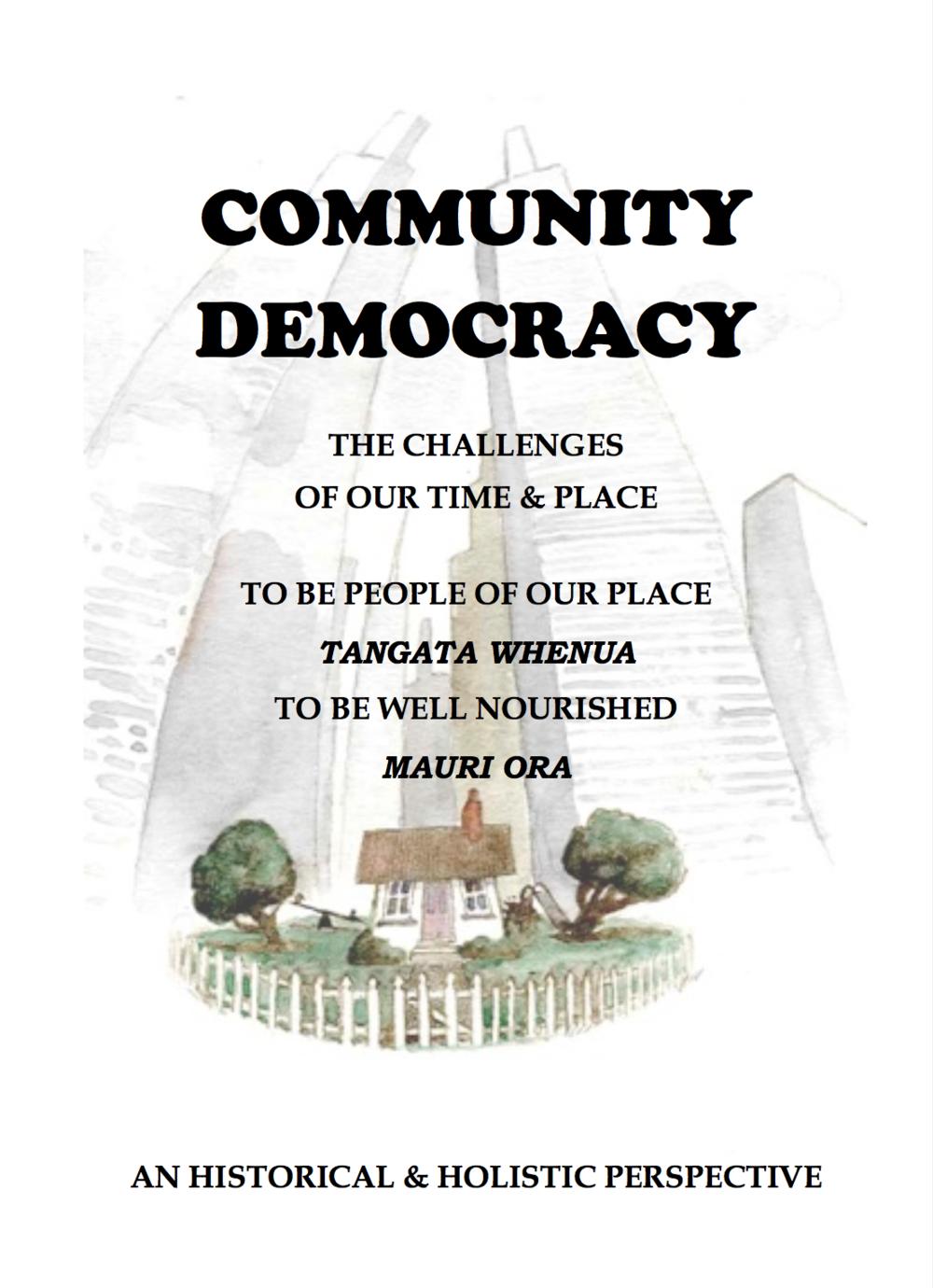 Gary Williams - Community democracy