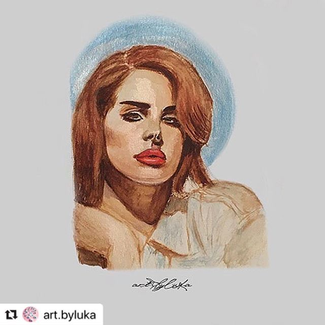#Repost @art.byluka with @make_repost ・・・ [🥀] born to die.