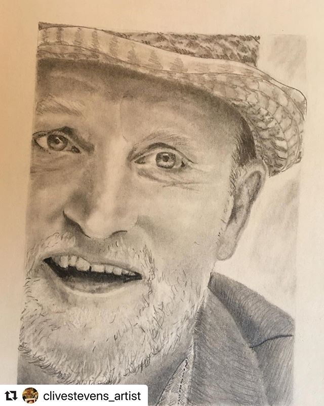 #Repost @clivestevens_artist with @make_repost ・・・ A little 10x8cm #pencil sketch in a #moleskine sketchbook whilst on holiday. #pencilportrait #artistshouts #artstag #artnerd #artislife #artoftheday #artist_sharing #artfido #art_collective #artoninstagram #artempire  #artcollective  #repostmyart #artaddiction #insta_artist #artsanity #artislife #picoftheday #illustrateyourworld #pencilartsworld @woodyharrelson #woodyharrelson