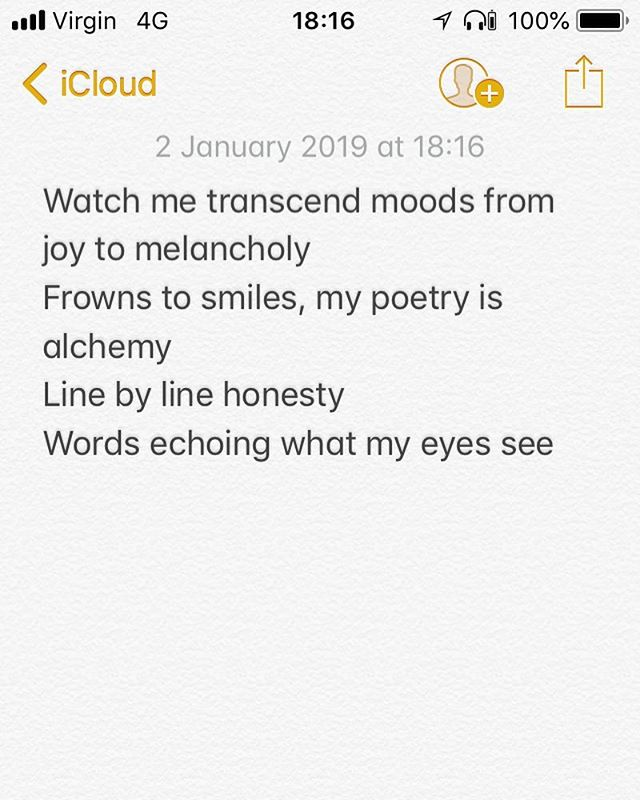ᴘᴏᴇᴍ ʙʏ @callumjoelrichards  Watch me transcend moods from joy to melancholy Frowns to smiles, my poetry is alchemy Line by line honesty Words echoing what my eyes see  ᴍʏ ʜᴀsʜᴛᴀɢs #poemsbycal #calthepoet #callumjoelrichards . . . . . . . . . . . . . . .  ʜᴀsʜᴛᴀɢs #poet #poetry #poem #poetic #instapoetry #instapoet #instapoets #instapoem #instapoems #birminghampoetry #birminghampoet #birminghampoets #writer #writers #writerscommunity #poetrycommunity #poetryporn #poetsofinstagram #poetsoninstagram #poetsofig #poetsonig