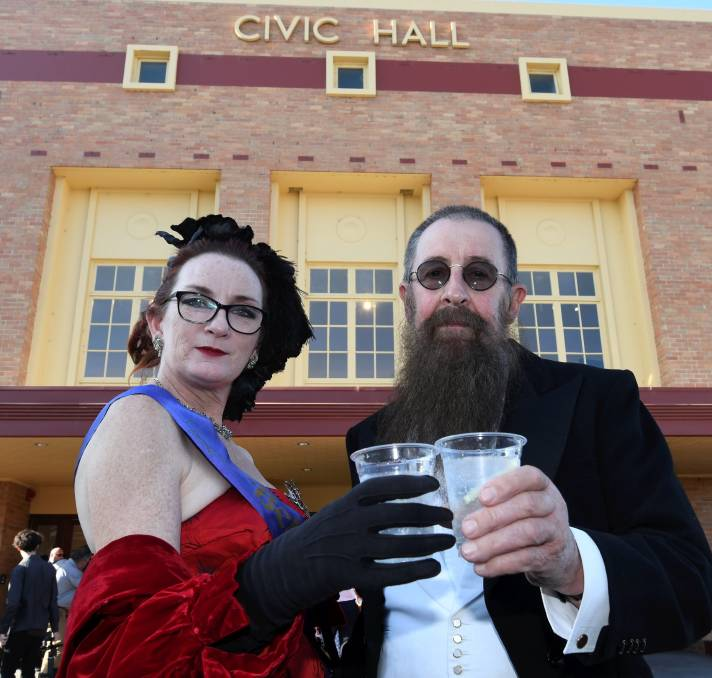 Photo by Lachlan Bence for the Ballarat Courier