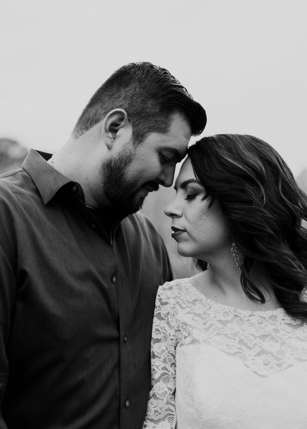 Javier & Marcella - Are just the sweetest couple, we had such an awesome time capturing their love. We are so excited for their wedding day. Enjoy this blog post of their sweet engagement session.