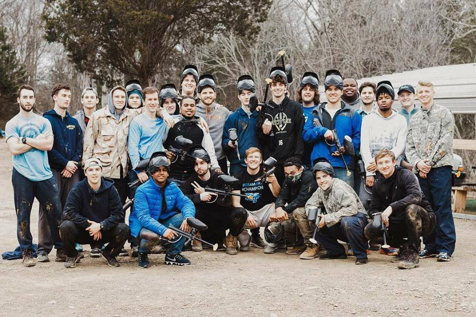 Fraternity and Sorority Paintball