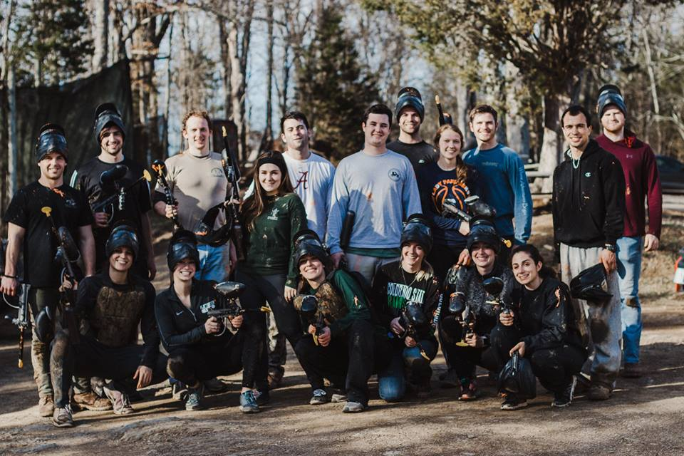 Paintball Team Building for Corporate Events