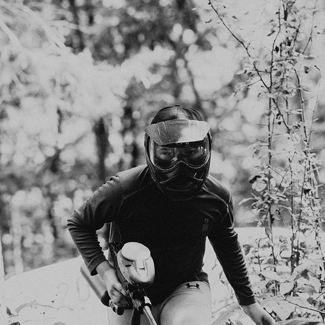 When you play low impact paintball... You can run and hide or push forward and blast your opponent just the same as standard paintball! Just leave a smaller welt and get ready for the next game!