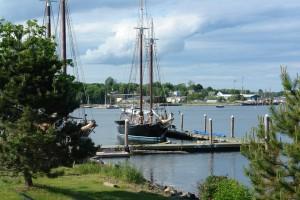 Lermond Cove Schooner Marina, Rockland Maine
