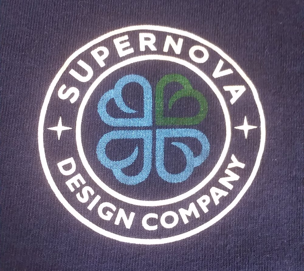 3 color long sleeves for local design company Supernova.