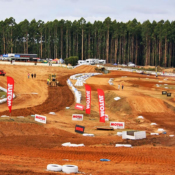 Track Layout - Track conditions, layout, size...