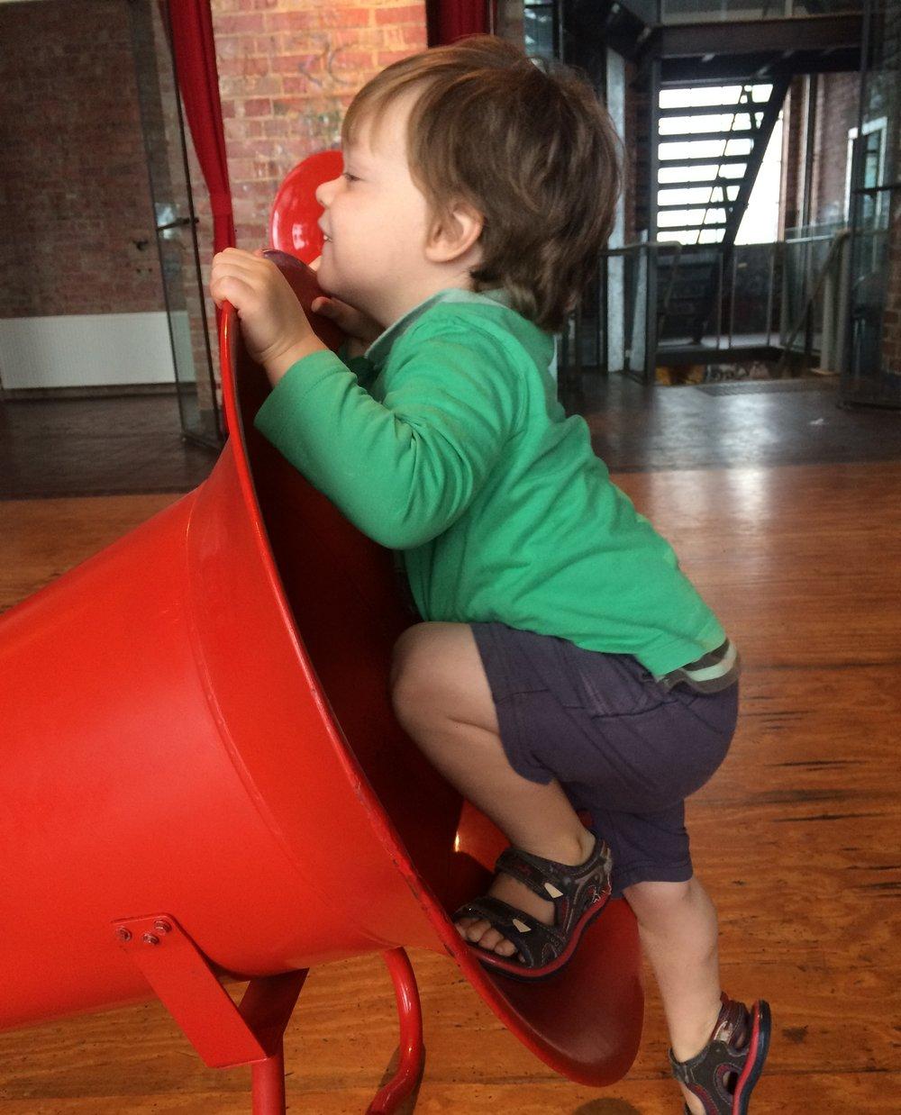 Paediatric services -
