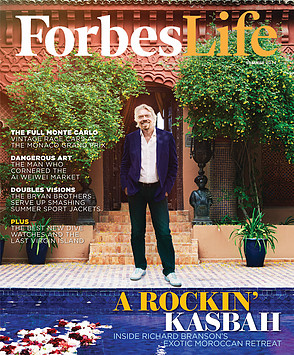 Richard Branson And His Moroccan Retreat