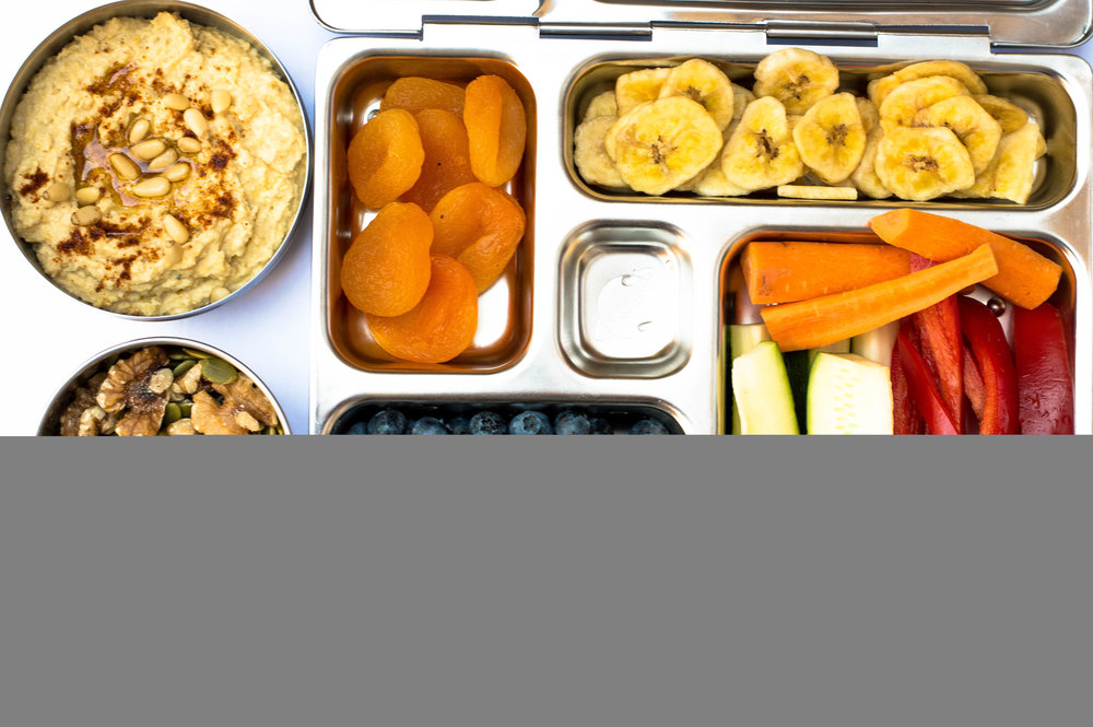 A beginners guide to zero waste living for busy mums- litterless lunches