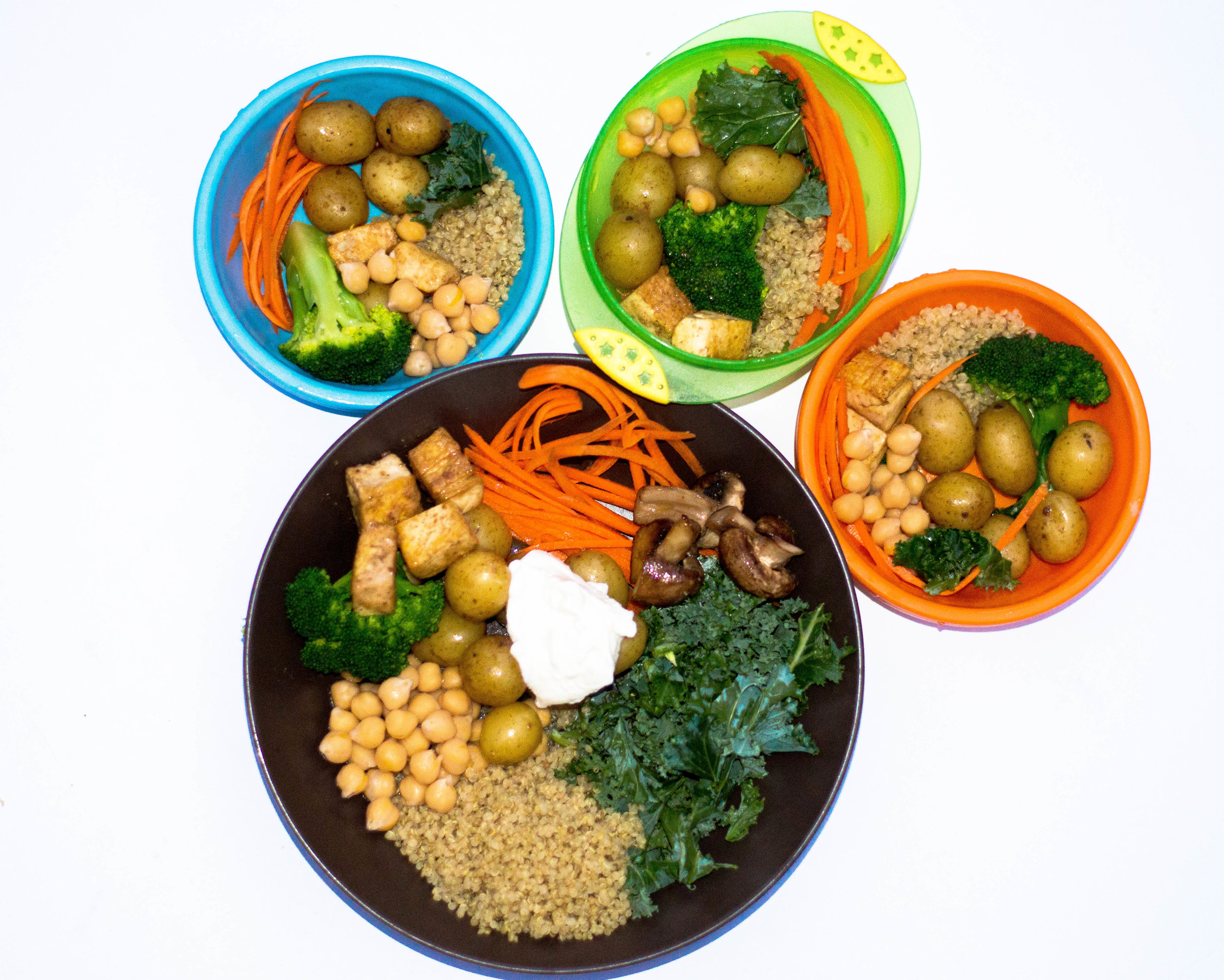 Little green lives 5 quick and healthy meals