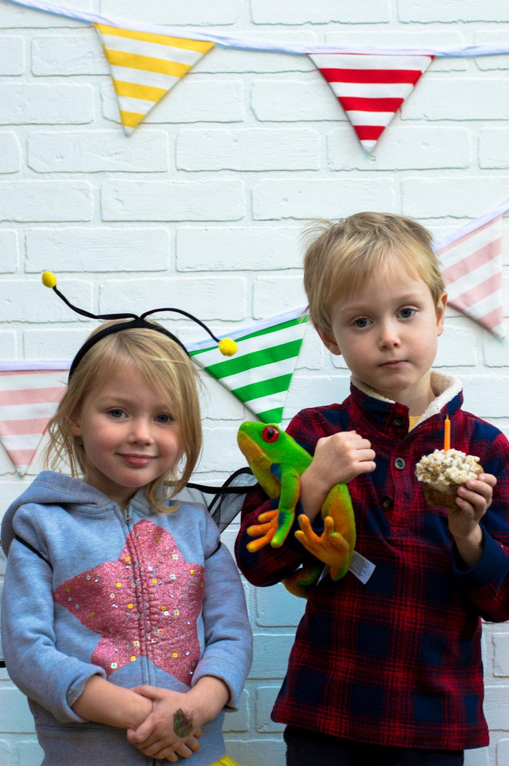 Little Green Lives Zero waste birthday Party