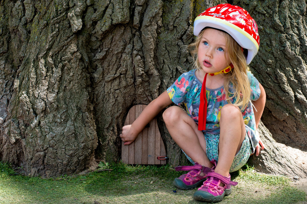 Little Green Lives - The Benefits of Outdoor play for kids