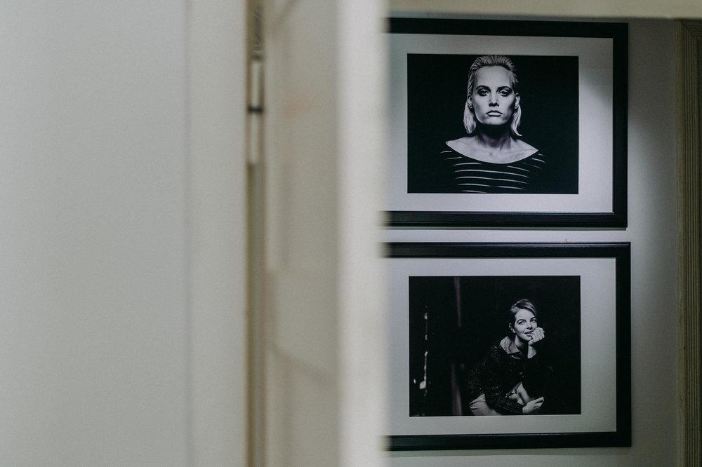Die Gallerie im Fotostudio Berlin