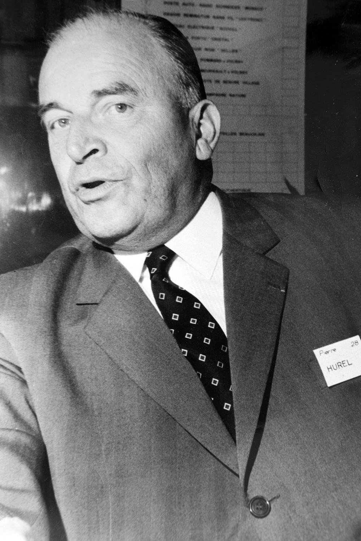 1948 – - Marié à la fille unique de Maurice Gouget, Pierre Hurel succèdeà son beau-père à la tête de l'entreprise.