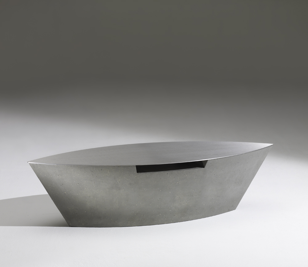 Table basse Rizière - Philippe Hurel