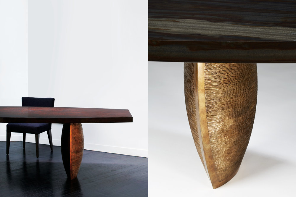 Table Anaita - Philippe Hurel