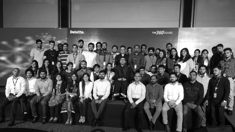 DIVERSITY & INCLUSION WORKSHOP AT DELLOITTE, HYDERABD