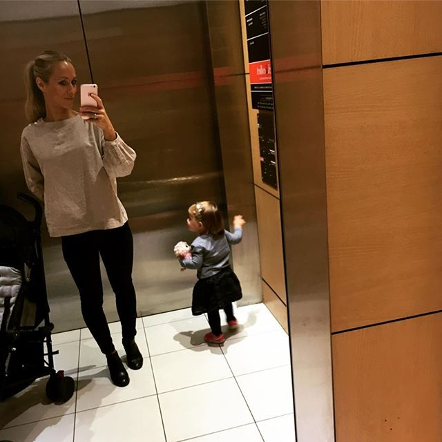 Shopping with one of my monkeys 🐒 #mummy #lovemygirls #shopping #мамадоча