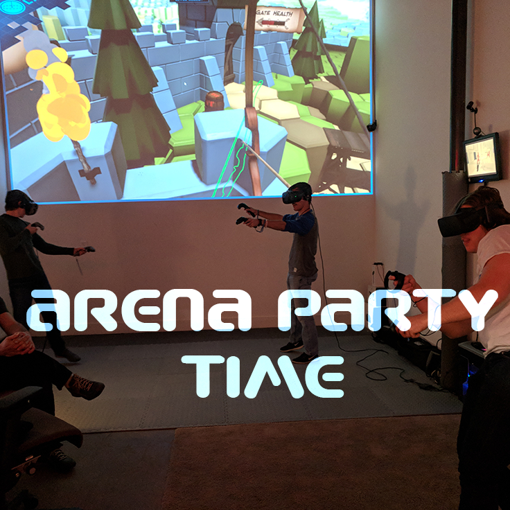 Arena Party Time