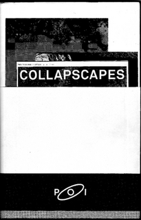 Collapscapes bookzine by POI