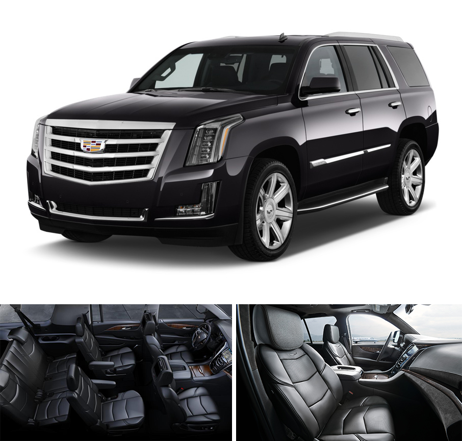 2019CADILLACESCALADE - Its extended cabin seats up to 7 adults in luxurious comfort and still has almost 30 additional cubic feet of interior space.