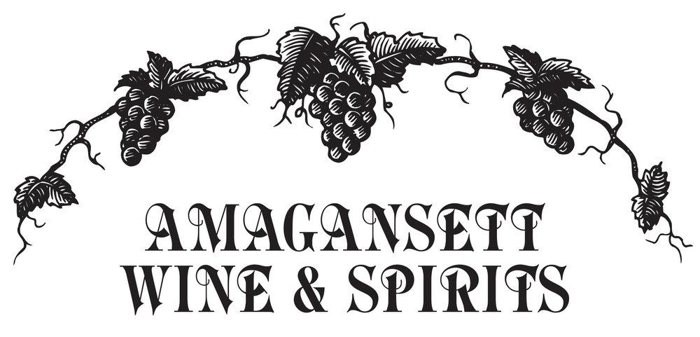 WINE PROVIDED BY AMAGANSETT WINE & SPIRITS