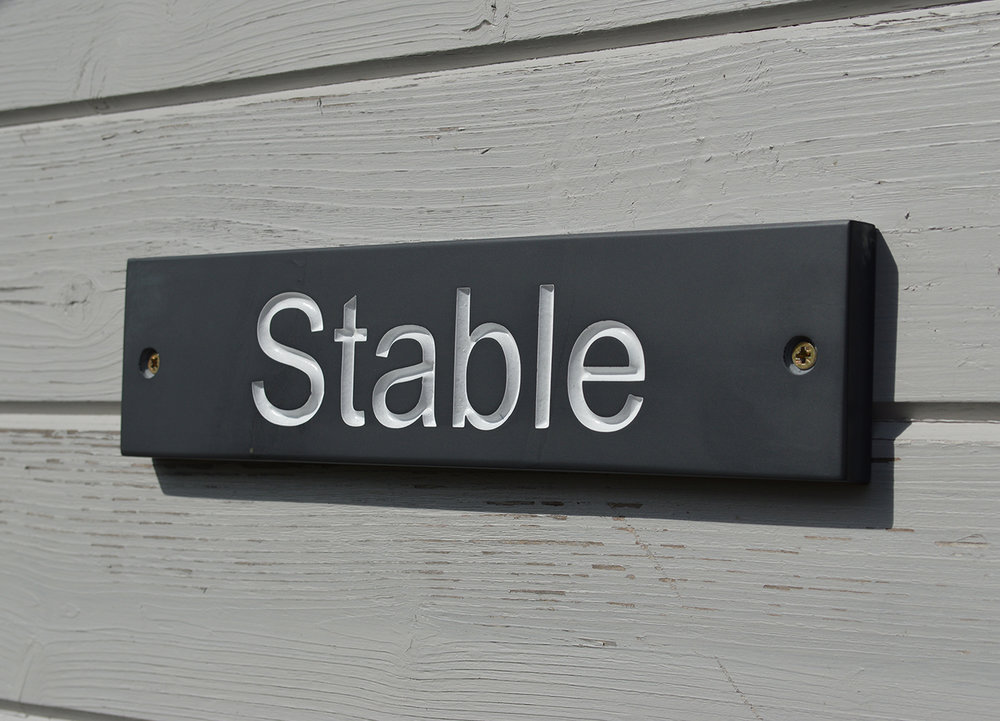 LLDSlate house signs