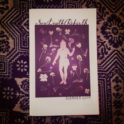 Summer 2015 - Another general themed sexdeathrebirth zine. With the Summer EP.
