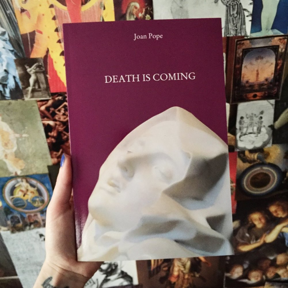 Death is Coming - My first poetry book.Buy Now