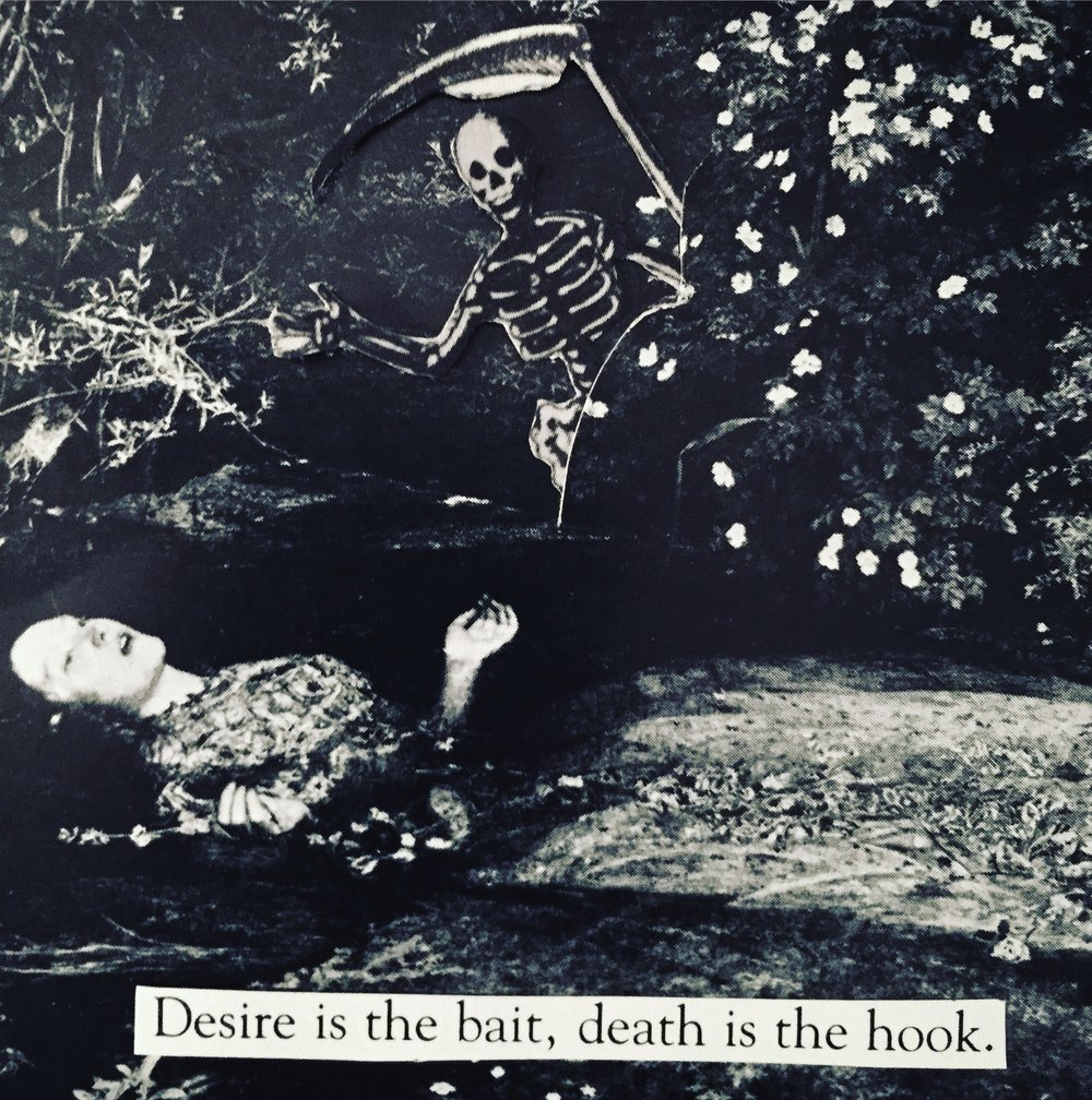 Desire and Death by sexdeathrebirth