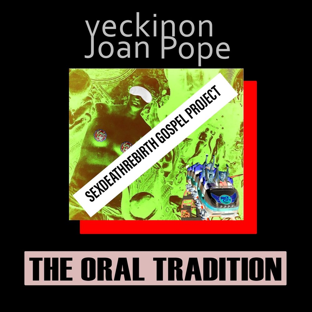 The Oral Tradition by veckinon f/ Joan Pope on Dsound.