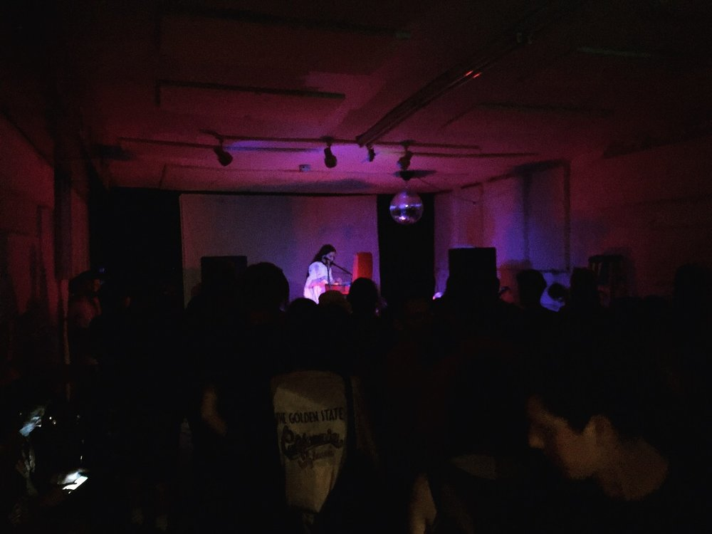 Temple ov Saturn at The Glove 7/6/18