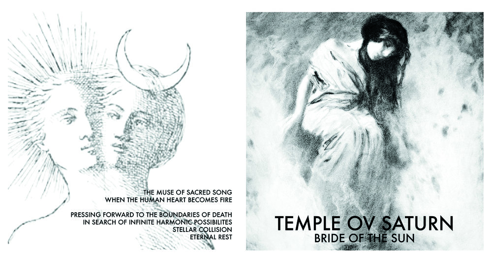 Temple ov Saturn - Bride Of The Sun